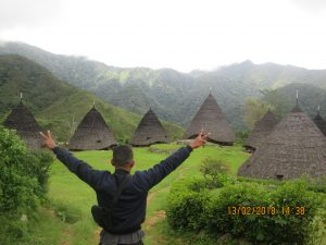 Waerebo and Flores island